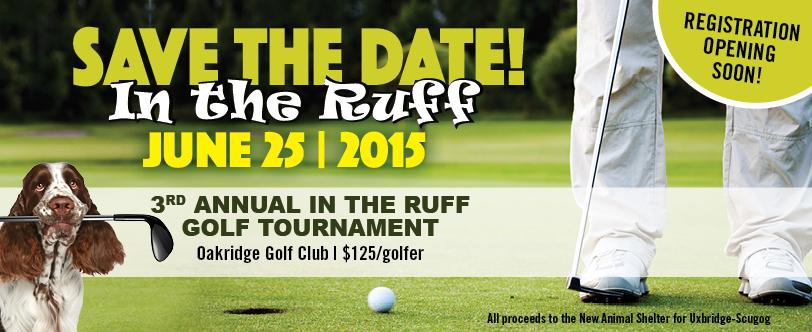 In The Ruff Golf Tournament