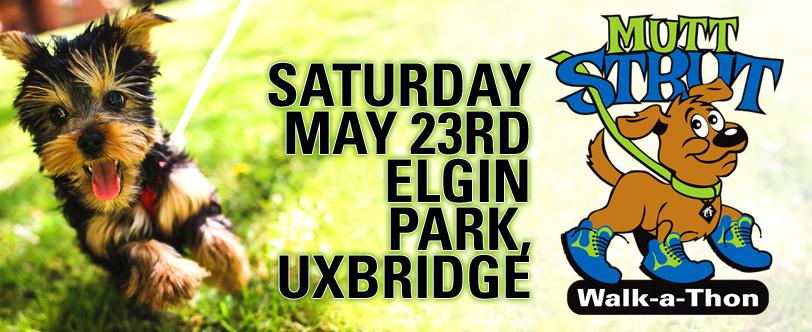 Mut Strutt, Saturday, May 23rd, Elgin Park, Uxbridge