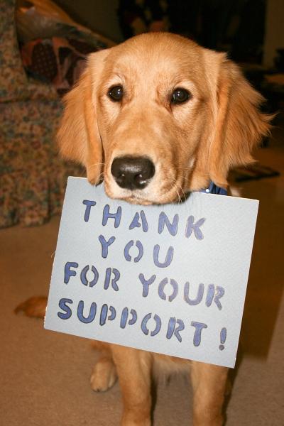 Thank You Holiday Donors ⋆ New Animal Shelter Uxbridge Scugog
